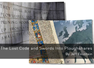 The Lost Code and Swords Into Ploughshares