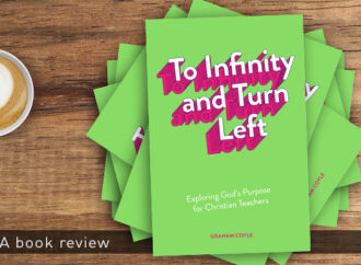 To Infinity and Turn Left: A book review on Graham Coyle´s recently published book for Christians working in education