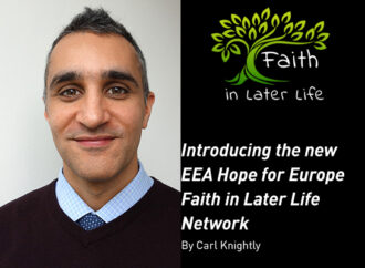 Introducing the New EEA Hope for Europe Faith in Later Life Network