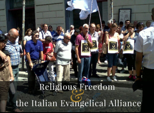 Religious Freedom and the Italian Evangelical Alliance