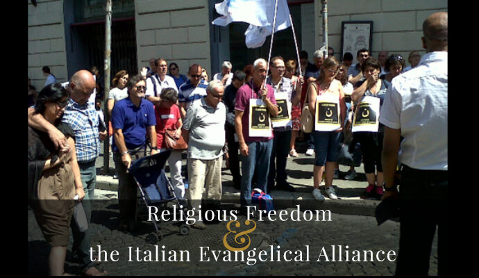 Religious Freedom and the Italian Evangelical Alliance