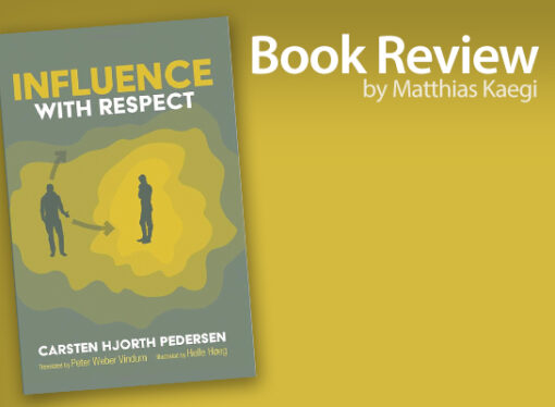 """Book Review """"Influence with Respect"""""""