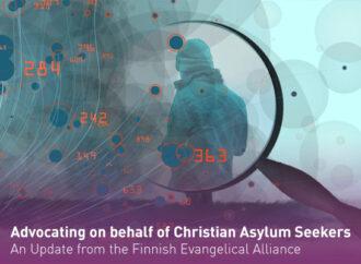 Advocating on behalf of Christian Asylum Seekers