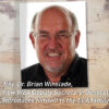 Introducing Rev. Dr. Brian Winslade, new WEA Deputy Secretary-General