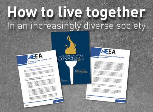 How to live together in an increasingly diverse society