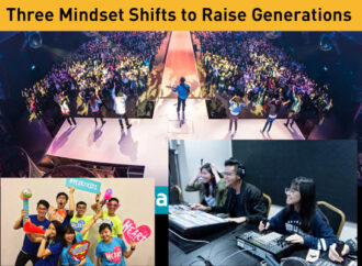 Three Mindset Shifts to Raise Generations