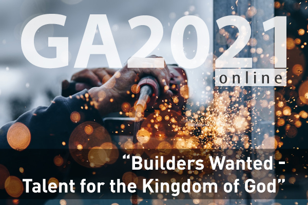 Registrations open for the General Assembly 2021!