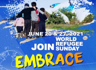 Join in for World Refugee Sunday 2021