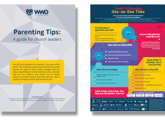 Covid-19 parenting tips: A guide for church leaders