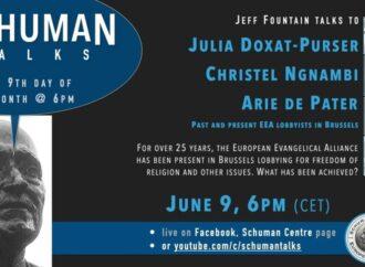 Schuman Talks: EEA's Brussels Office – What has been achieved?