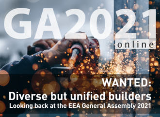 Wanted: Diverse but unified builders – Looking back at the EEA General Assembly 2021