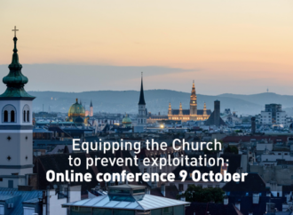 Equipping the Church to prevent exploitation: Online conference 9 October