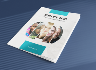 New Resource Available Europe 2021: A Missiological Report
