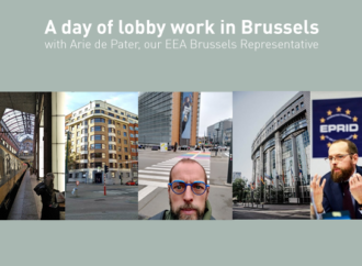 Support Us – A Day of Lobby Work in Brussels