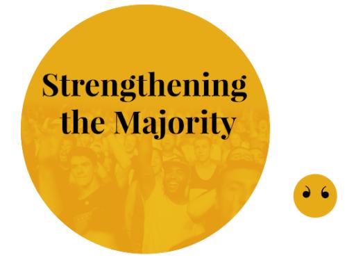 Strengthening the Majority